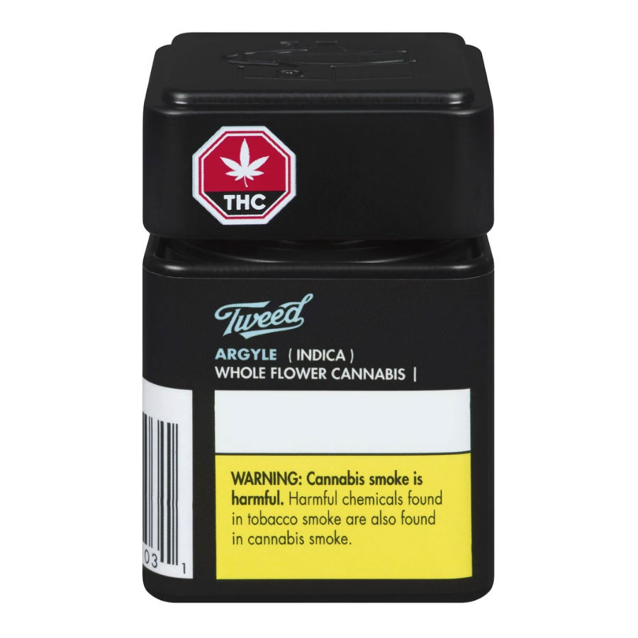 Image for Argyle, cannabis  by Tweed
