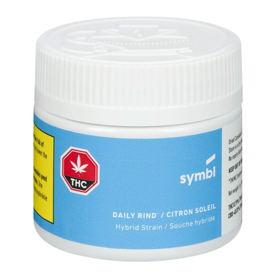 Image for Daily Rind, cannabis product by Symbl