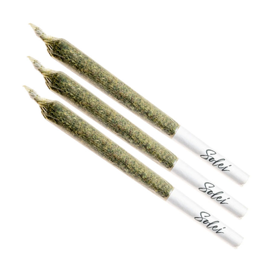 Image for Sense Pre-Roll, cannabis  by Solei