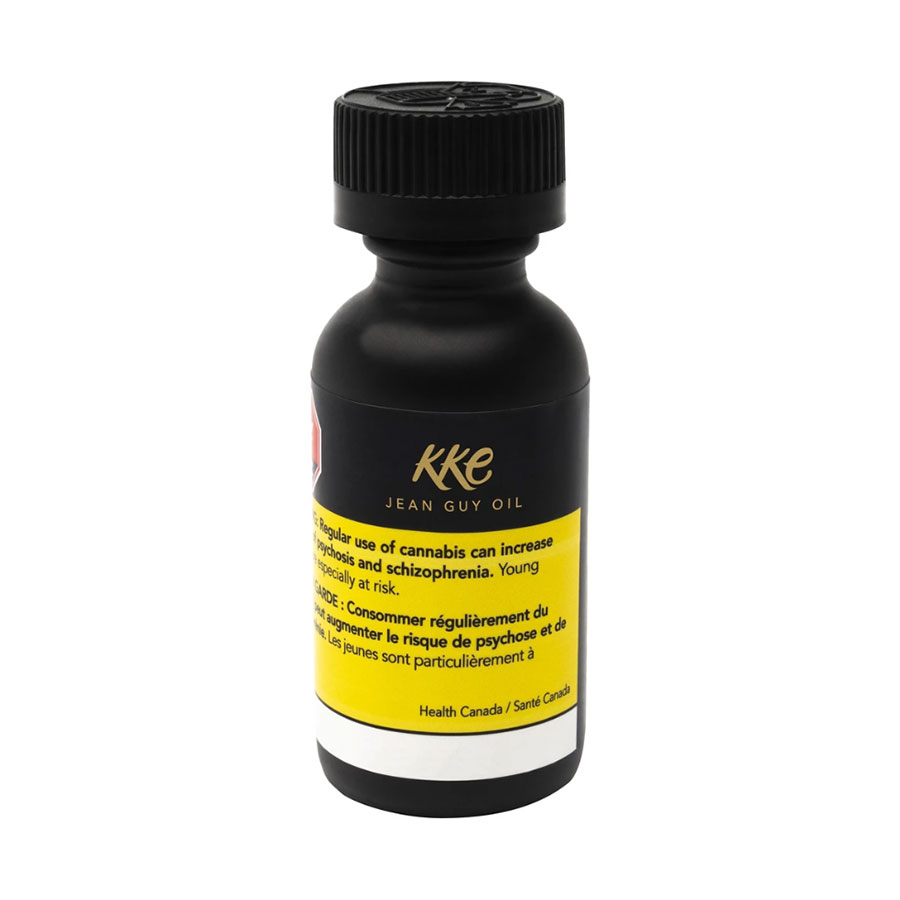 Image for Jean Guy THC Oil, cannabis product by KKE