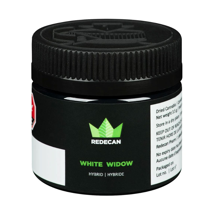 Image for White Widow, cannabis flower by Redecan