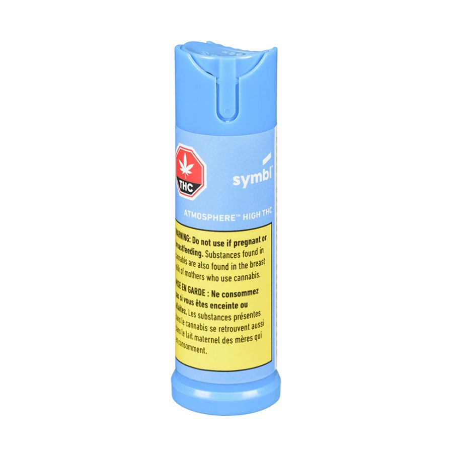 Image for High THC Oral Spray, cannabis product by Symbl