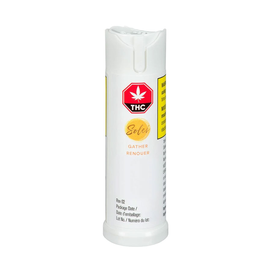 Image for Gather Oral Spray, cannabis  by Solei