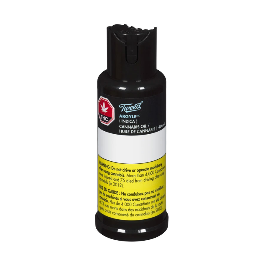 Argyle Oral Spray (Oral Sprays) by Tweed