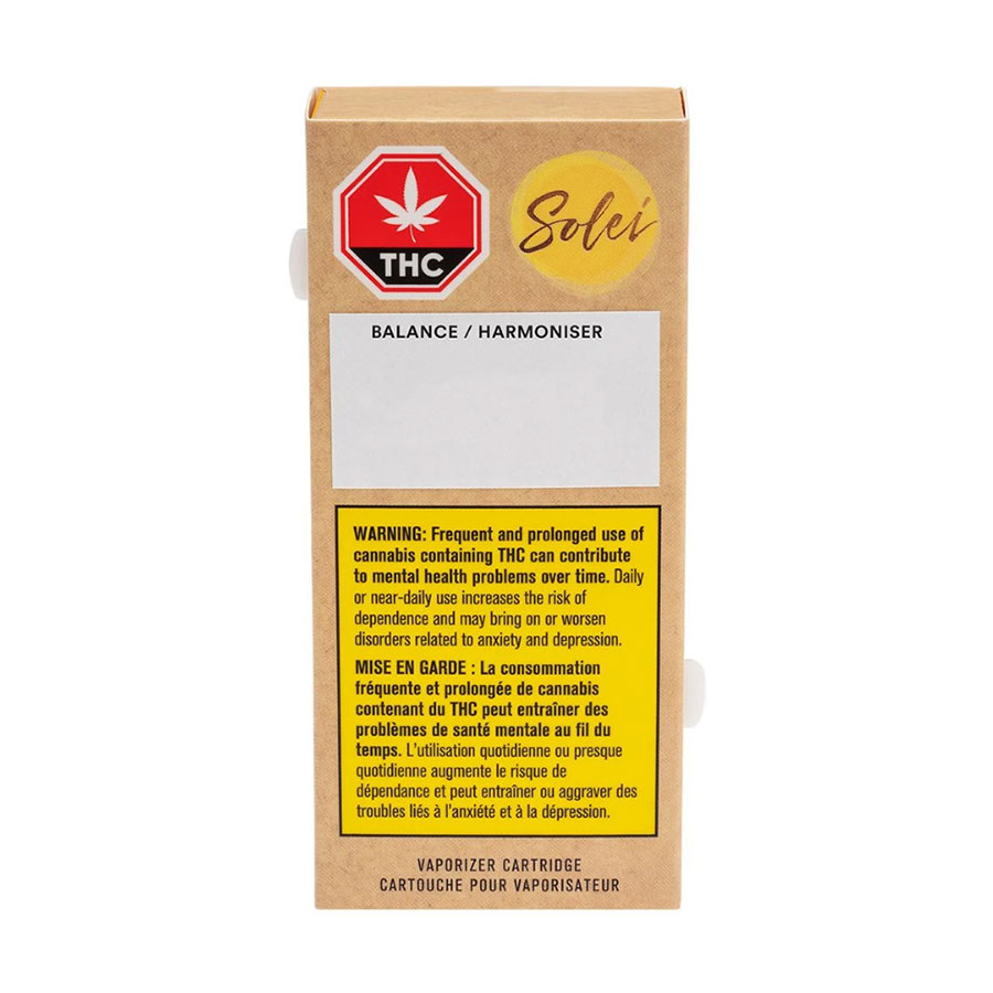 Image for Balance 510 Thread Cartridge, cannabis  by Solei