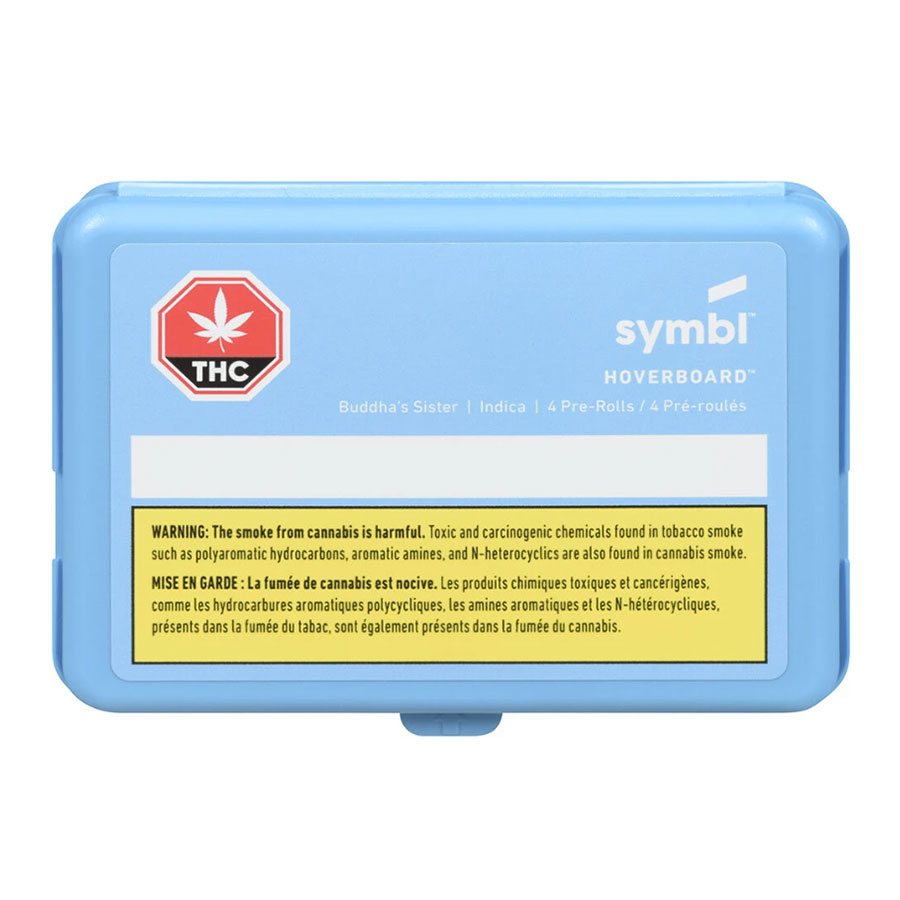 Image for Hoverboard Pre-Roll, cannabis product by Symbl
