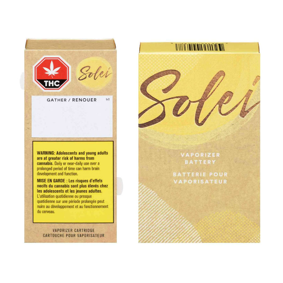 Image for Gather 510 Thread Starter Kit, cannabis  by Solei