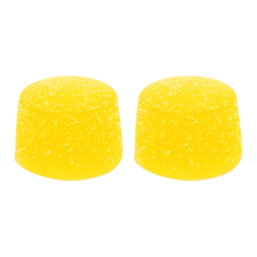 Image for Pineapple Orange Soft Chews (2pc), cannabis edibles by Foray