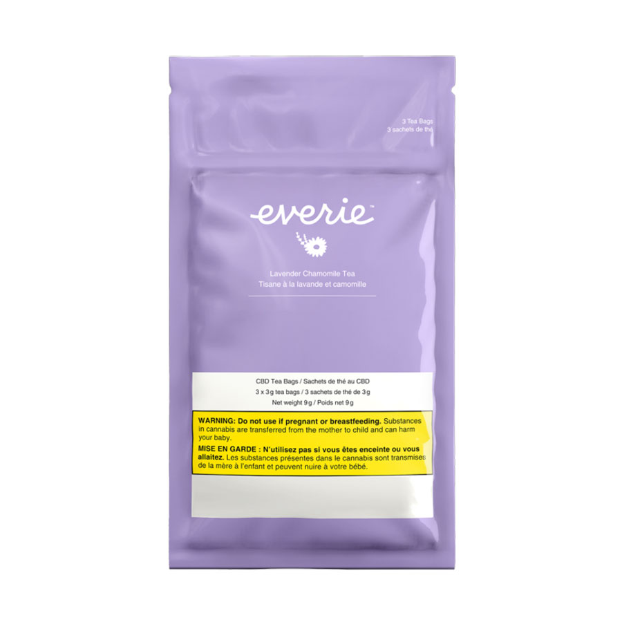 Image for Lavender Chamomile Tea by Everie