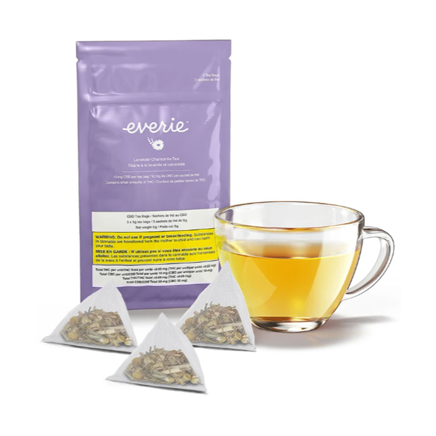 Lavender Chamomile Tea (Beverages) by Everie