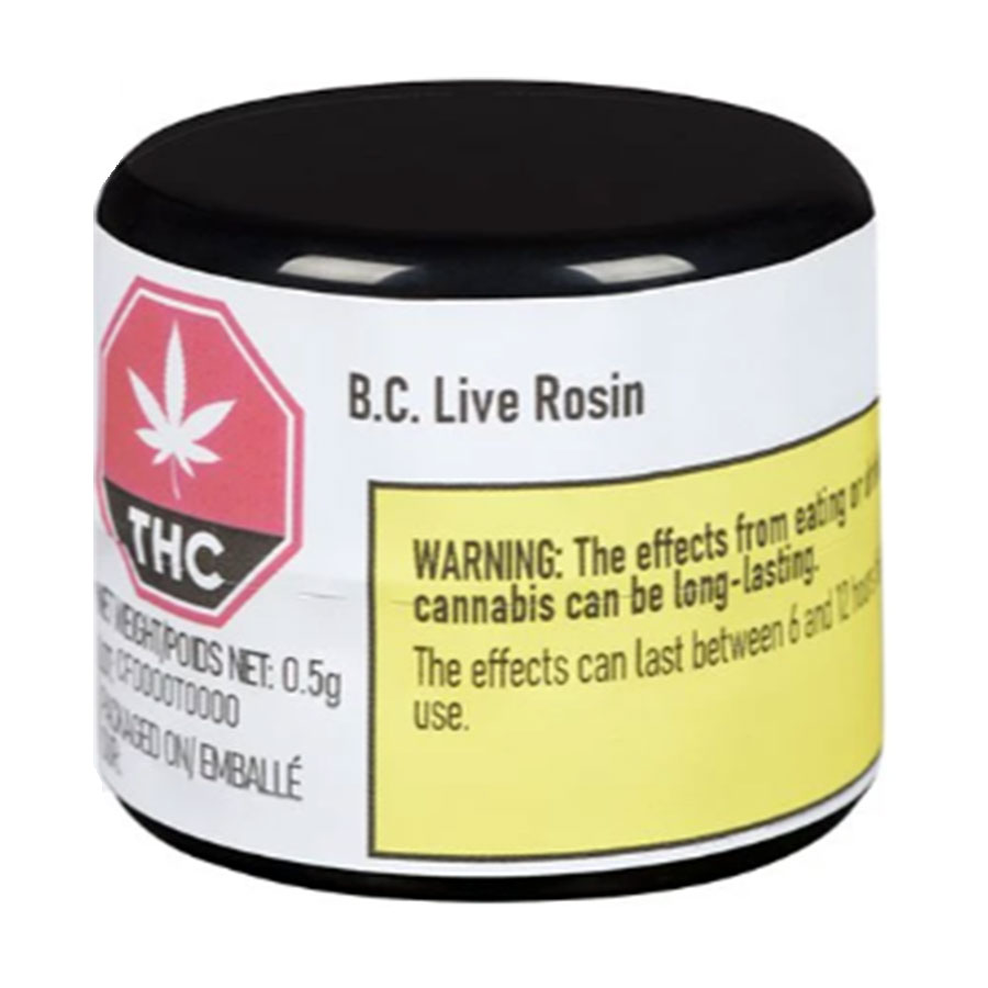 BC Live Rosin (Rosin / Concentrates) by Canna Farms
