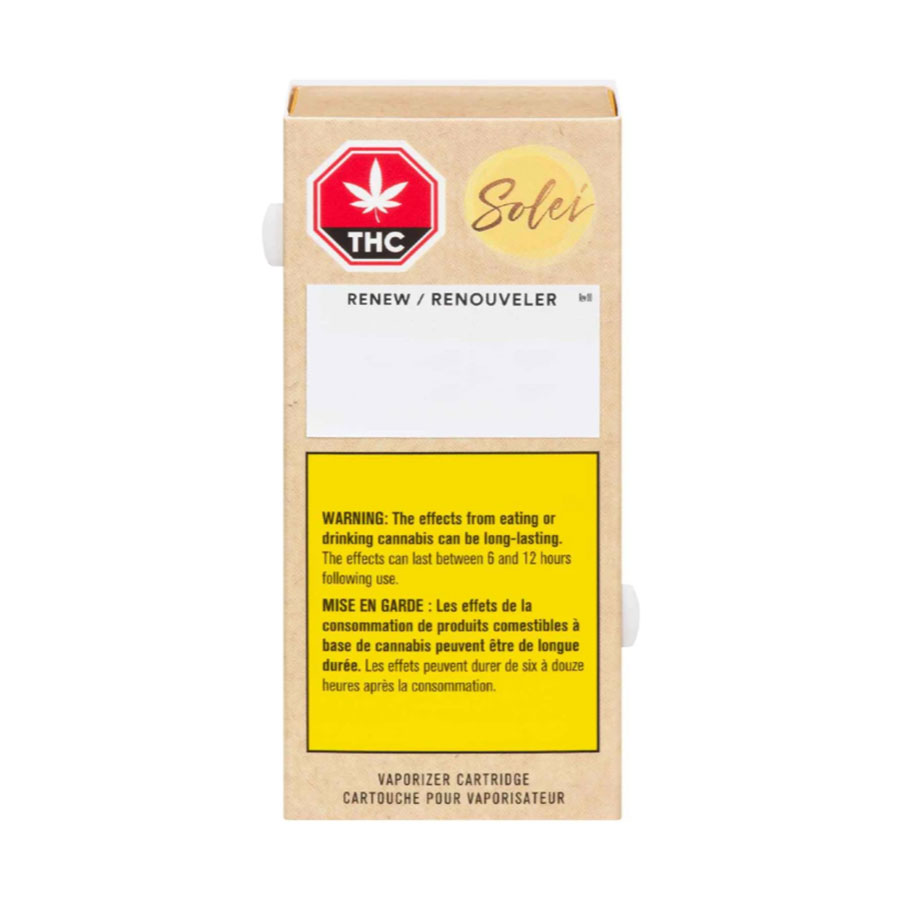 Image for Renew 510 Thread Cartridge, cannabis  by Solei