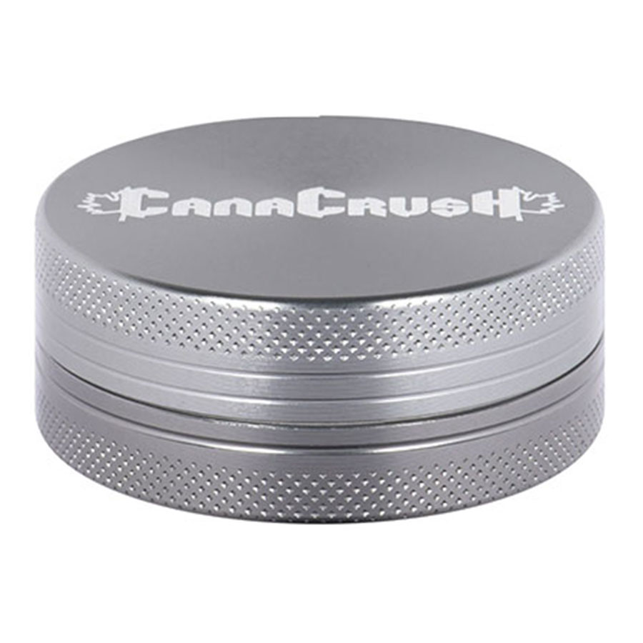 "Image for 2"" Grinder 2-pc, cannabis  by CannaCrush"
