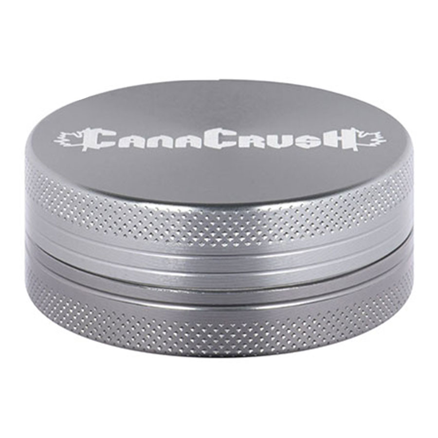 "Image for 2.5"" Grinder 2-pc, cannabis  by CannaCrush"