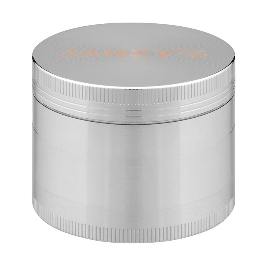 Image for Grinder 4-pc, cannabis product by Janey's