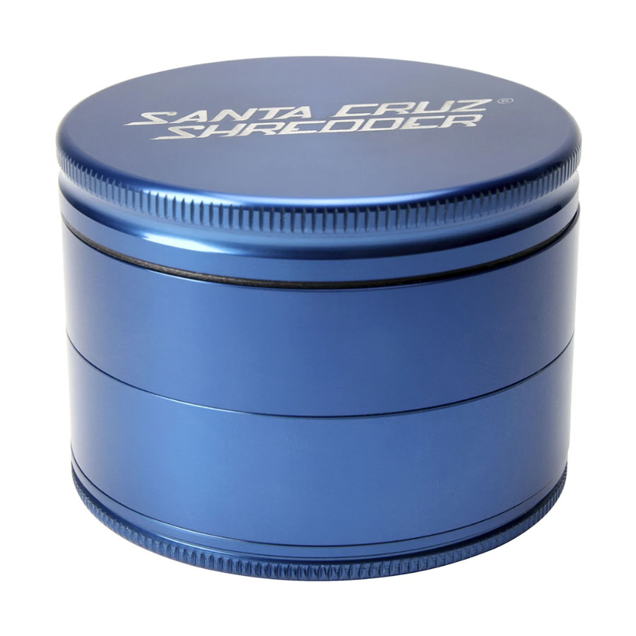 "Image for 2.75"" Grinder 4-pc, cannabis  by Santa Cruz Shredder"