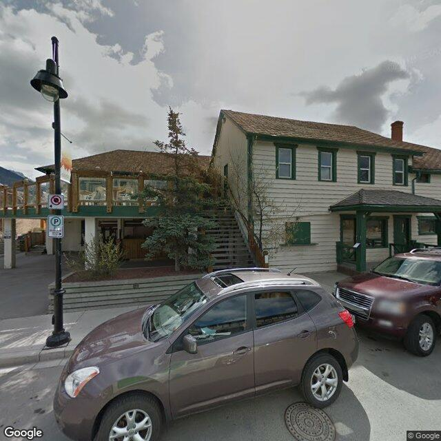 Street view for Canmore Cannabis Company, 900B 7 Ave., Canmore AB