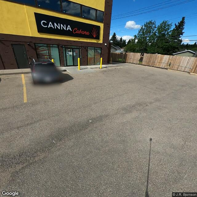 Street view for Canna Cabana Red Deer Gaetz, 130-6751 50 Ave., Red Deer AB