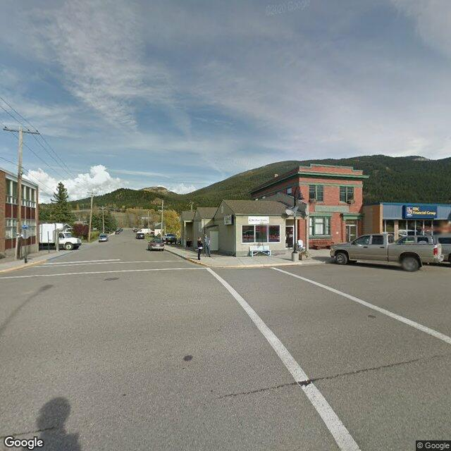 Street view for Crowsnest's Classy Joint, 12701 20 Ave., Blairmore AB