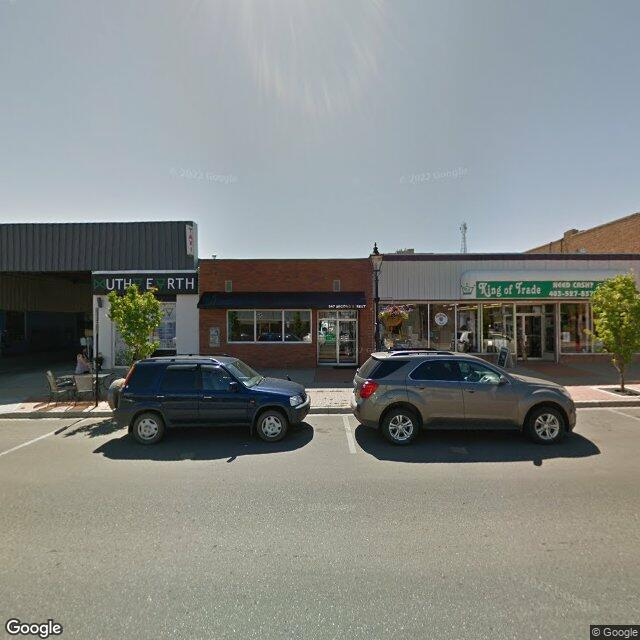 Street view for Giving & Receiving Ltd.  547 2 St. SE, Medicine Hat AB