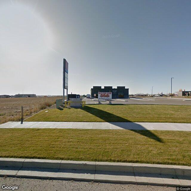 Street view for Green Light, 102-2882 Box Springs Blvd., Medicine Hat AB