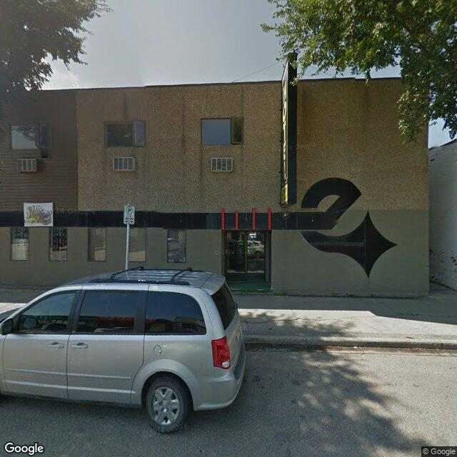 Street view for Merry Guanas, 104-4711 49 B Ave., Lacombe AB