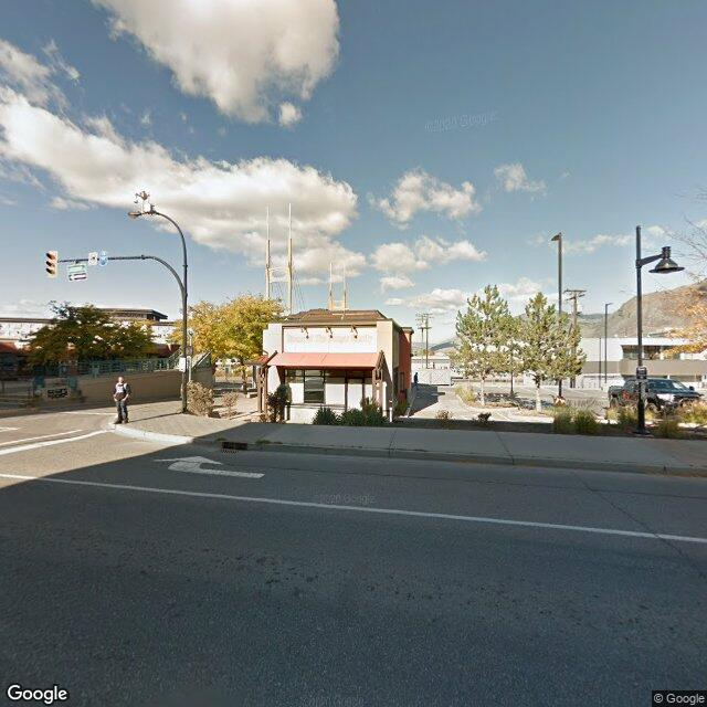 Street view for BC Cannabis Store Lansdowne, 350 - 450 Lansdowne St., Kamloops BC