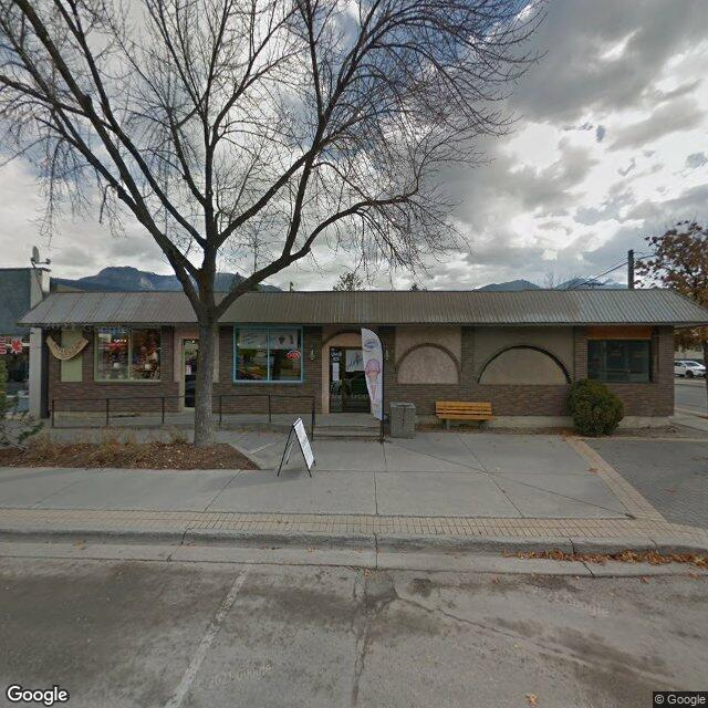 Street view for Canyon Creek Cannabis, 828 10th Ave. South, Golden BC