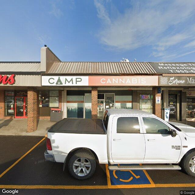 Street view for Corner Cannabis New St 3007 New St., Burlington ON