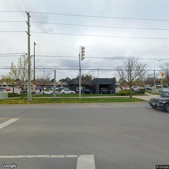 Street view for The Niagara Herbalist, 33 Lakeshore Rd. Unit 15, St. Catharines ON