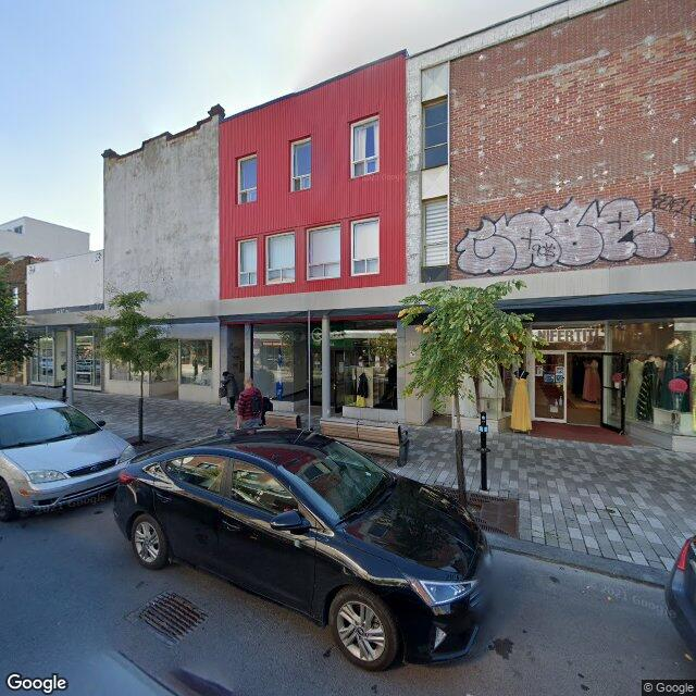 Street view for SQDC Montreal - rue Saint-Hubert 6872 rue Saint-Hubert, Montreal QC