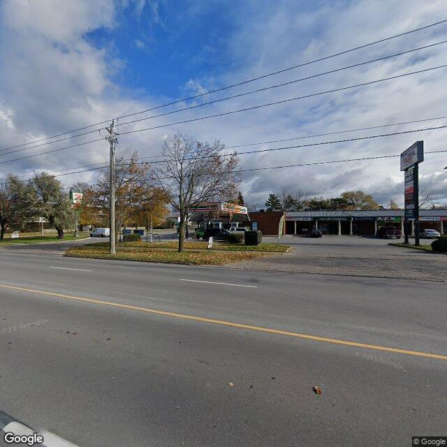 Street view for Cannabis Supply Co., 314 Lake St Unit 4, St. Catharines ON