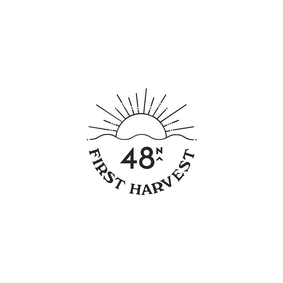 48North First Harvest Logo