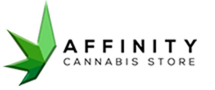 Affinity Cannabis Store Logo