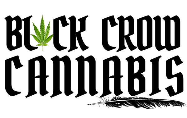 Black Crow Cannabis Logo