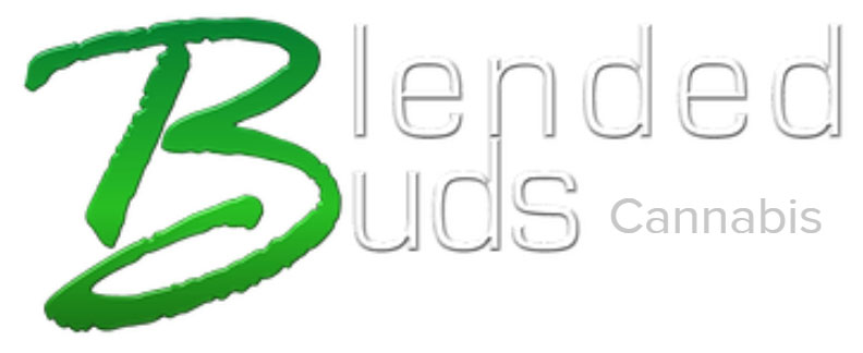 Blended Buds Cannabis Logo