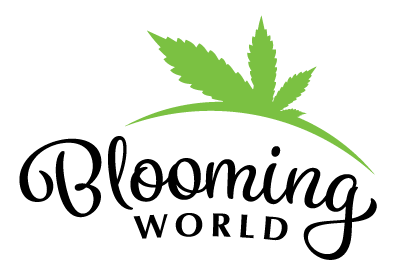 Blooming World Cannabis Logo