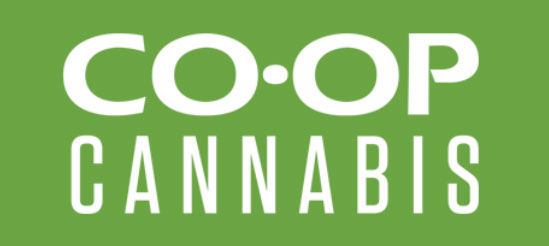 Co-op Cannabis Forest Lawn Logo