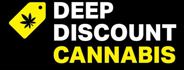 Deep Discount Cannabis Lethbridge South Logo