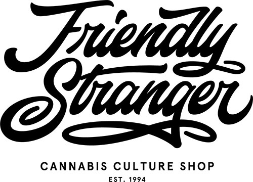 Friendly Stranger Plains Rd. Logo
