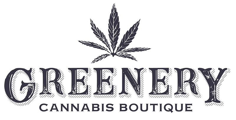 The Greenery Cannabis Boutique Logo
