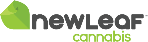 Newleaf Cannabis 32nd Ave Logo