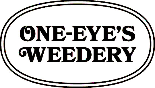 One Eye's Weedery Logo