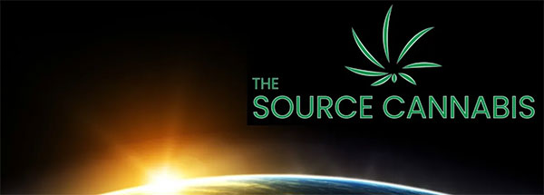 The Source Cannabis Logo